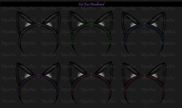 Cat Ear HeadBand 2
