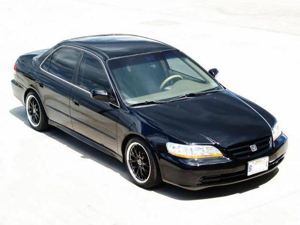 Honda Accord  1998 1999 2000 2001 2002 Repair Manual