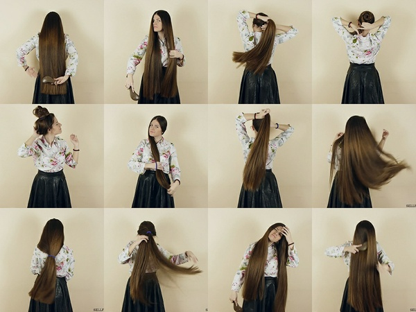 Suzana Hair Shake