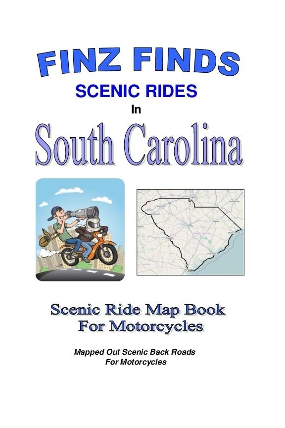 Scenic Rides In South Carolina
