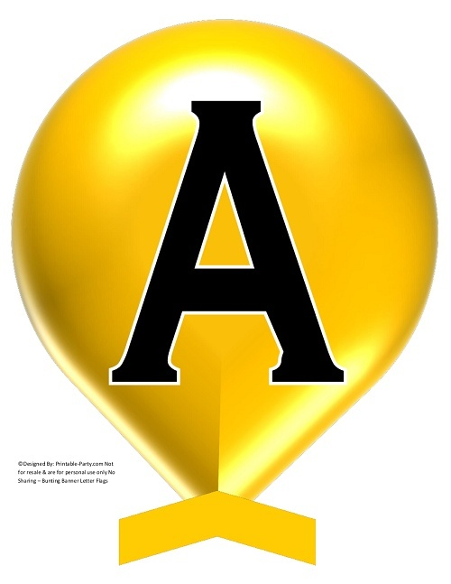 LARGE-YELLOW-BALLOON-PRINTABLE-BANNER-LETTERS-A-Z-0-9