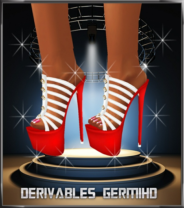 NEIRA SHOES TEXTURE FREE