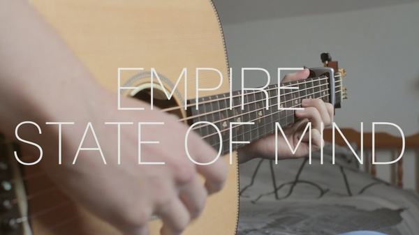 Empire State Of Mind (New York) Tab