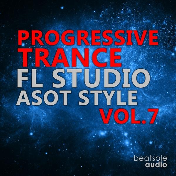 Progressive Trance FL Studio Template Vol. 7 (ASOT Style)