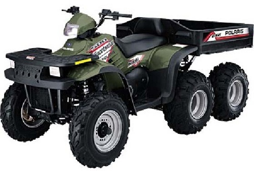 2005 Polaris Sportsman MV7 Service Repair Manual Download
