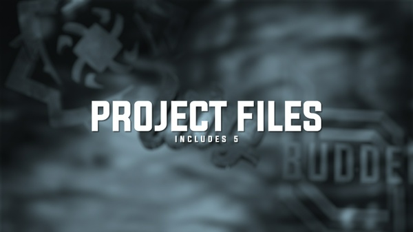 3D Intro Project File Pack