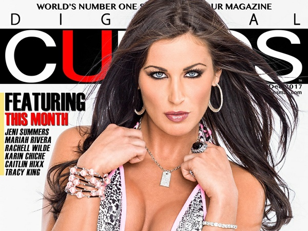 Digital Curves Magazine - November - December 2017, Issue 4