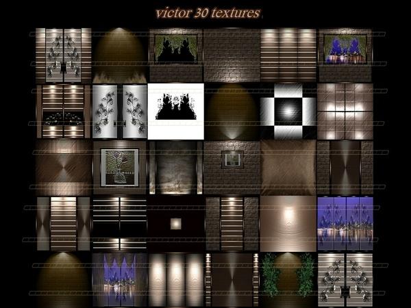 victor 30 textures