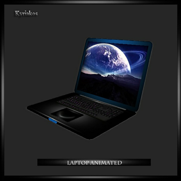 Laptop Animated