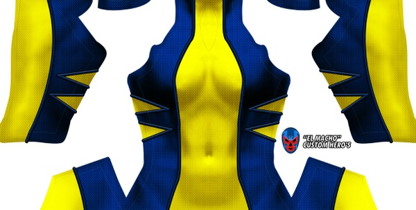 All new Wolverine X23 V4