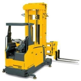 Jungheinrich Electric tri-lateral stacker ETX 100 (03.1994-05.1997) Workshop Service Manual