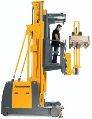 Jungheinrich Order Picker EKS 513, EKS 515(K), EKX 513, EKX 515(K) Workshop Service Manual