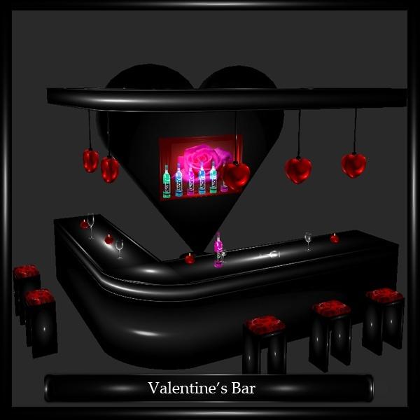 Valentine's Bar Mesh