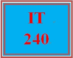 IT 240 Week 3 Individual Local Area Network for Taylor & Sons Financial Consulting Plan and