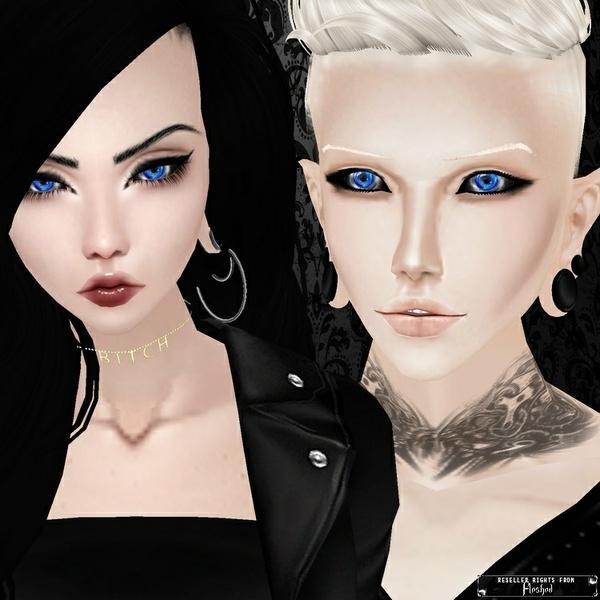 Eyes 02 / PSD & PNG.