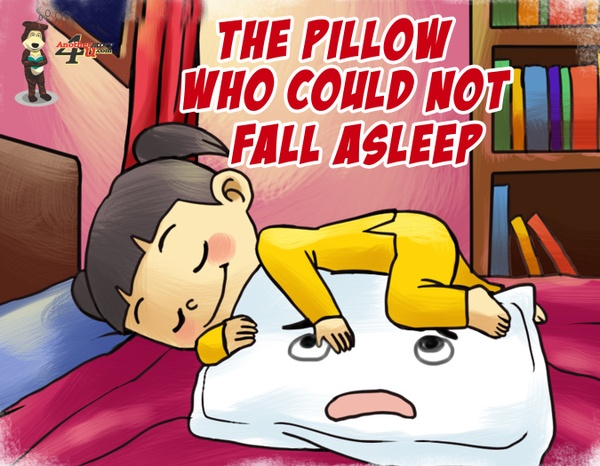 The Pillow Who Could Not Fall Asleep E-Book