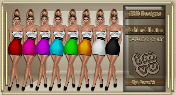 Kya Dress 23 CATALOG ONLY!!