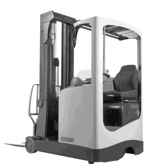 CROWN ESR4500 Series Forklift Parts Manual