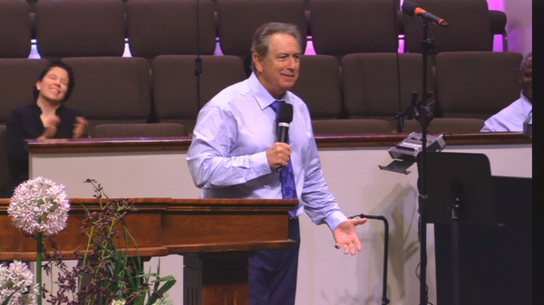 """Rev. Gordon Winslow 09-17-17pm """" When God walks In Your Shoes """" MP3"""