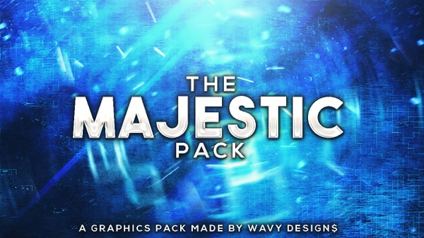 THE MAJESTIC PACK