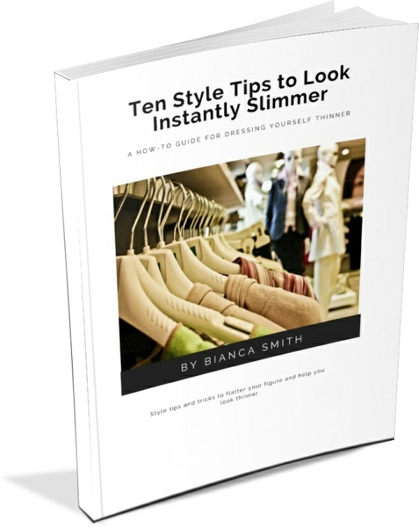 Ten Style Tips to Look Instantly Slimmer