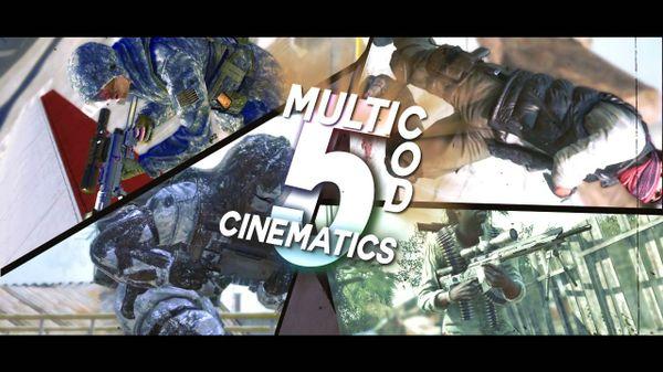 5 MULTICOD Cinematics!