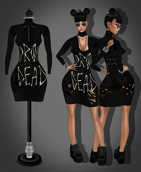 Ripper Dress - INCLUDING RESELLS RIGHTS & 3RD RESELLS RIGHTS