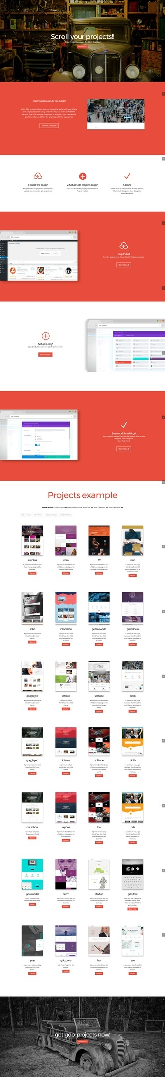 Gdo-Projects
