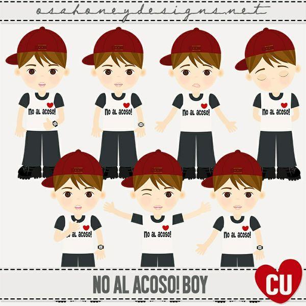 Oh_No_Al_Acoso_Boy