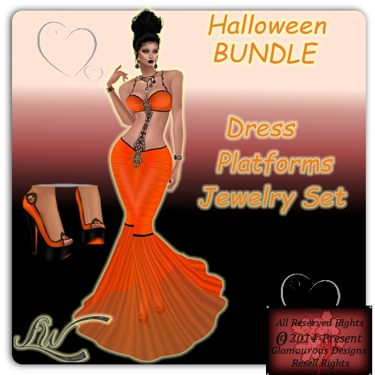 Halloween BUNDLE NO RESELL RIGHTS!