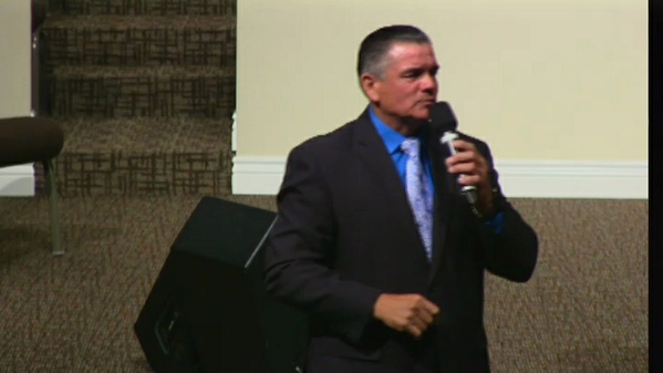 "Rev. Frank Solis 7-22-15pm "" The Nature and Tactics of Satan"" MP4"