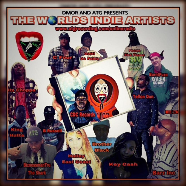 THE WORLDS INDIE ARTISTS Volume I