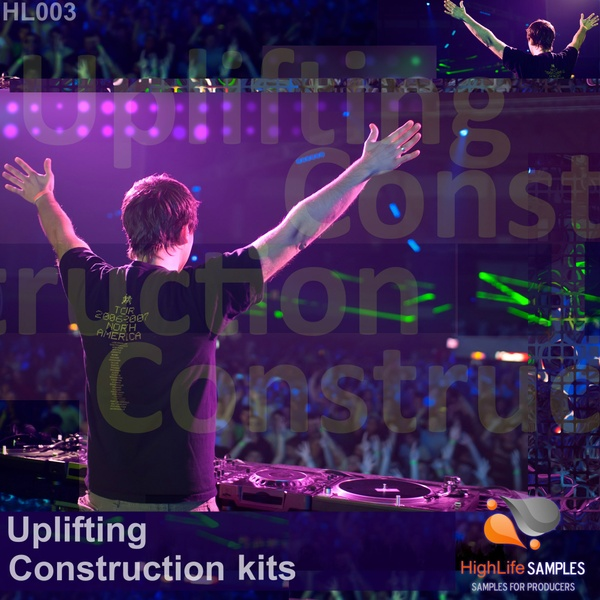 HighLife Samples Uplifting Construction Kits Vol.1