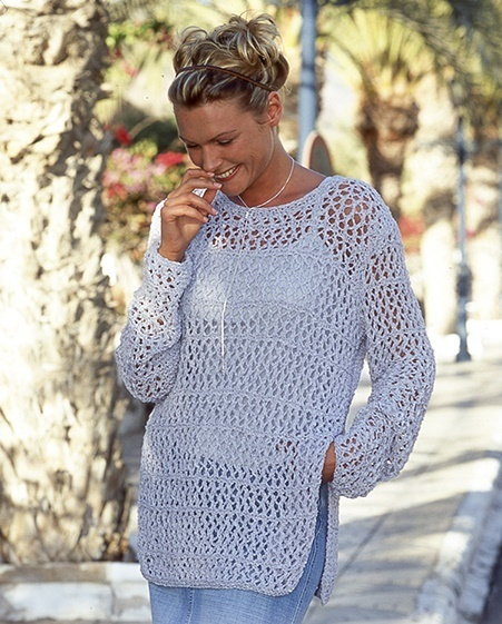 Lacey Tunic