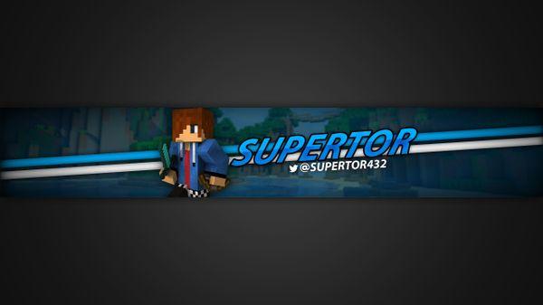 2/3D Youtube Banner