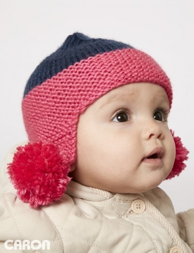 Baby Hat Earflap Style