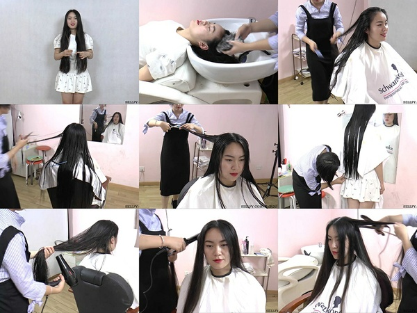 Miss Yu Hair Wash & Trim 1