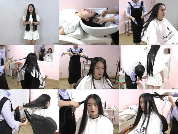 Miss Yu Hair Wash & Trim 1