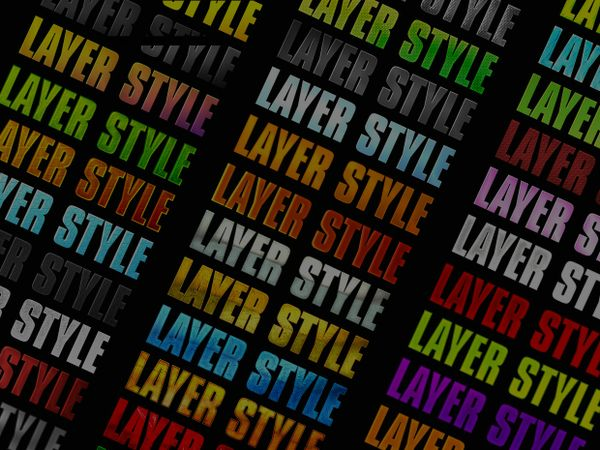 Zurym's Exclusive Layer styles