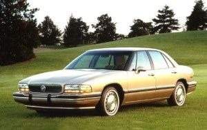 Buick WIS 1995-1998