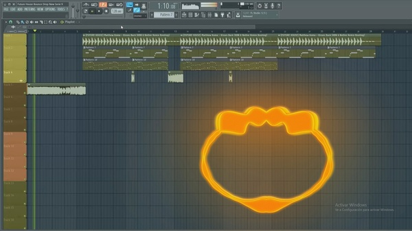 Future House/Bounce Drop FL STUDIO (FLP) (NEW SERIE) #9