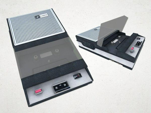 Tape Recorder - 3D Model