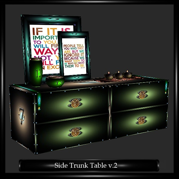 Side Trunk Table Mesh v.2