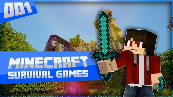 Minecraft Thumbnail (1 week// 1 semana)