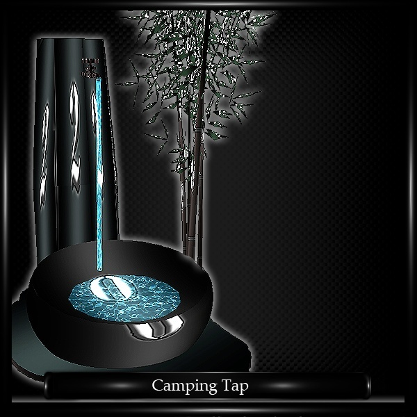 CAMPING WATER TAP