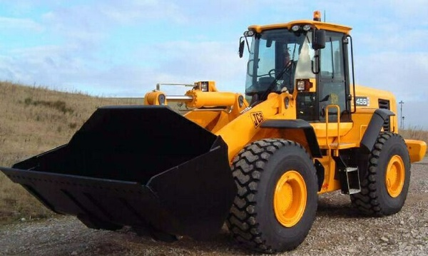JCB 446 456 Wheeled Loader Service Repair Manual Download