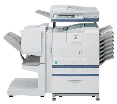 SHARP MX-M350U, MX-M450U, MX-M350N, MX-M450N LASER PRINTER Service Repair Manual