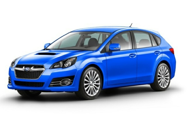 Subaru Impreza XV 2013 Repair Manual