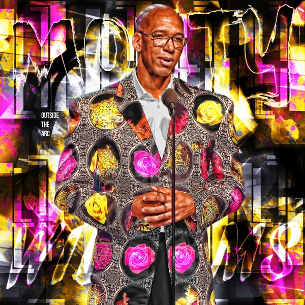 Monty Williams Sager Strong Award PSD