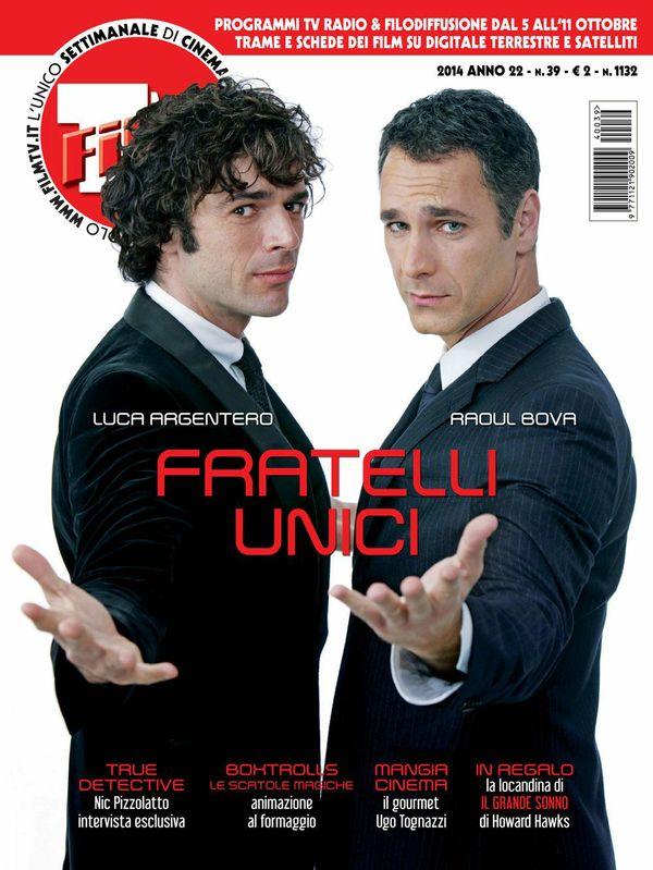 FilmTv n° 39 / 2014